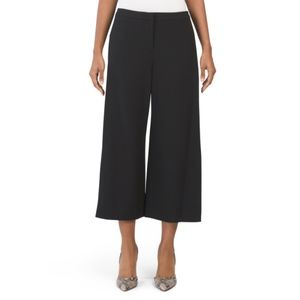 NWT! Tahari by ASL Wide Leg Cropped Pants